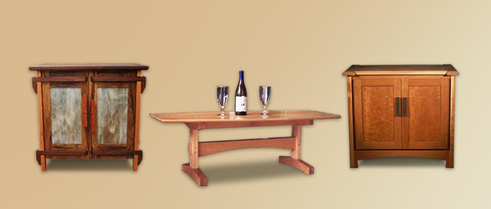 Custom Woodwork at Woodsmyths